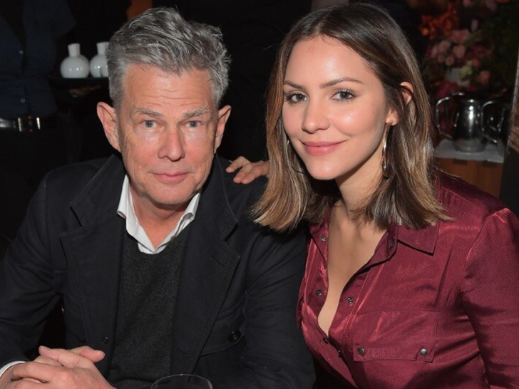 David Foster and Katharine Mcphee Together