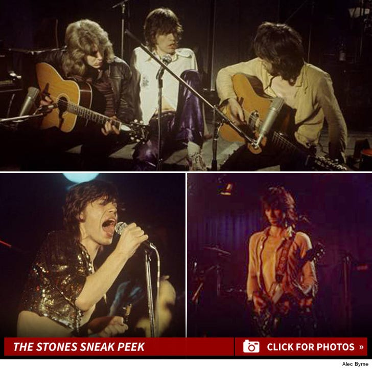 Rolling Stones' Photos Sneak Peek