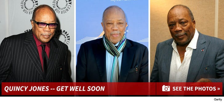 Quincy Jones -- Get Well Soon