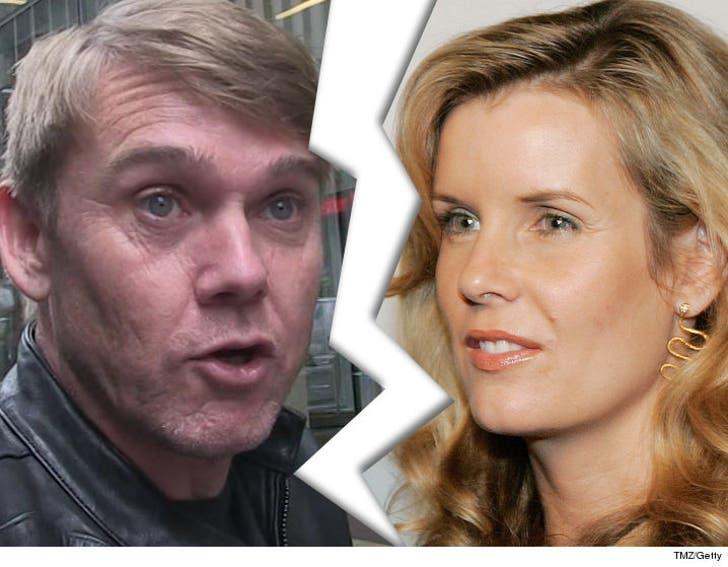Ricky Schroder S Wife Files For Divorce