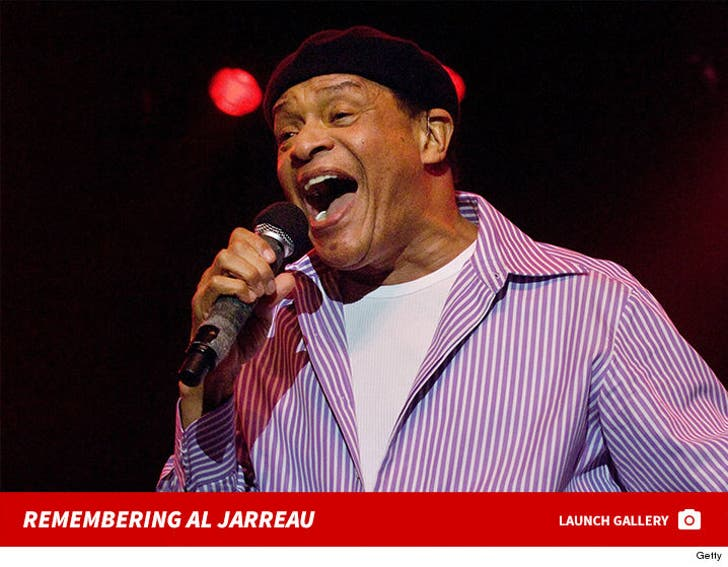 Remembering Al Jarreau