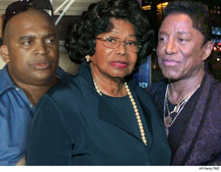Katherine Jackson Supports Michael's Siblings with $67,000