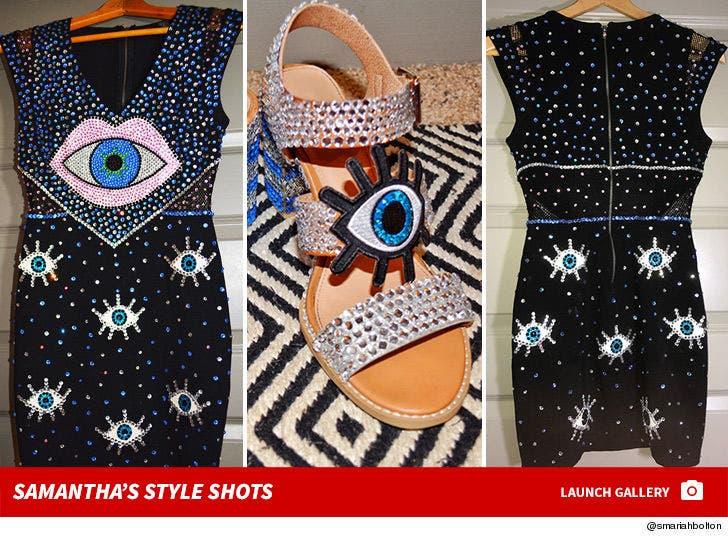 Samantha Bolton's Katy Perry Style