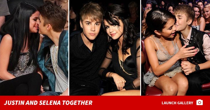 Justin and Selena -- Back In The Day