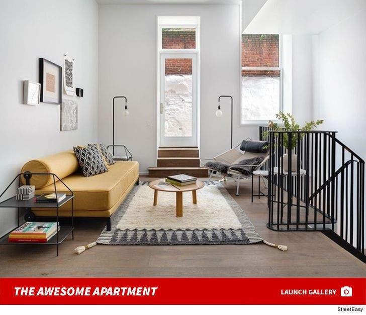 Emily Blunt and John Krasinski's New York Apartment