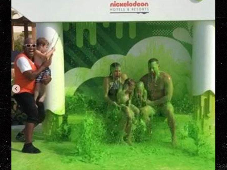Nickelodeon Resort Investigating Melissa Rycroft's Illness
