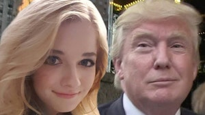 Jackie Evancho Says What Backlash?? Donald Trump Made Me #1!