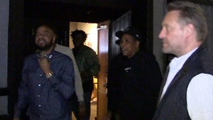 Jay Z Hits the Studio After Beyonce's Pregnancy Announcement (VIDEO)