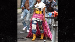 Janet Jackson Shoots New Music Video, But Keeps the Music Under Wraps
