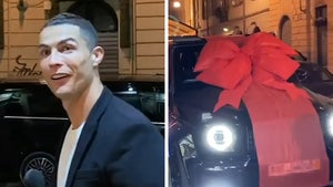 Cristiano Ronaldo Gets Birthday Surprise From GF, Ultra-Rare $875K Mercedes!