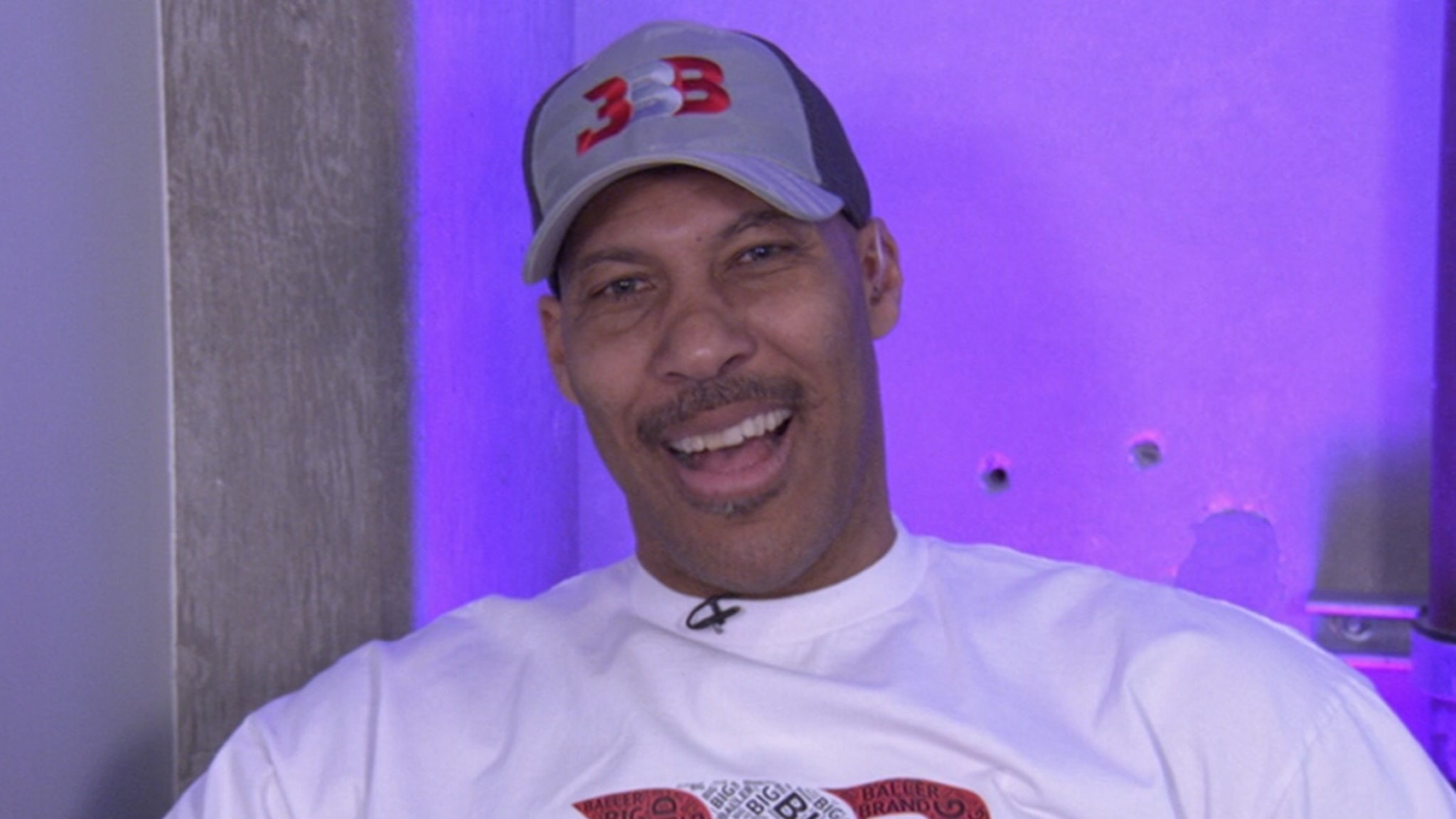 Lavar Ball Unsure If LaMelo Will Rock BBB Shoes In NBA, 'Stay Tuned'