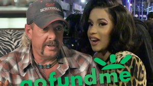 Cardi B Not Allowed to Start GoFundMe for Joe Exotic, Violates Rules