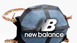 New Balance Making Protective Masks For COVID-19, Gunning For 100k A Week