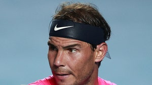 Rafael Nadal Pulls Out Of U.S. Open Over COVID-19 Concerns