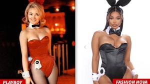 Playboy Sues Fashion Nova Over Eerily Similar Bunny Costume