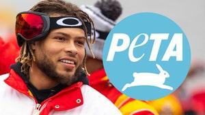 Tyrann Mathieu Gets $100k PETA Donation Despite No Interception in Super Bowl