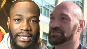 Deontay Wilder Changes Tune, Congratulates Tyson Fury After Loss