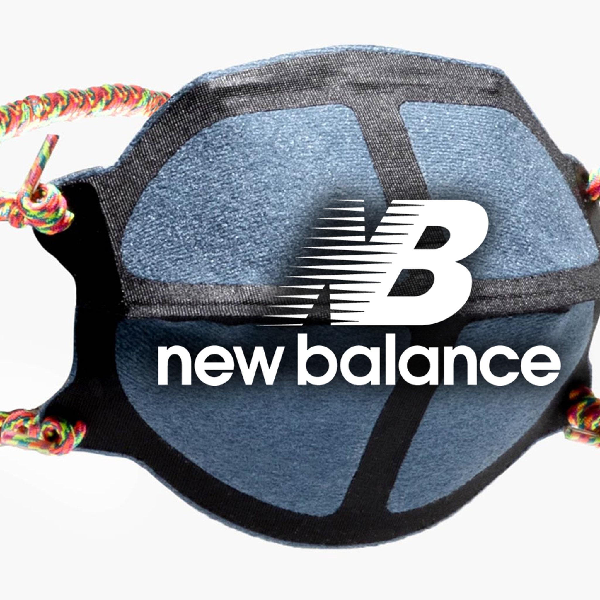 new balance pin
