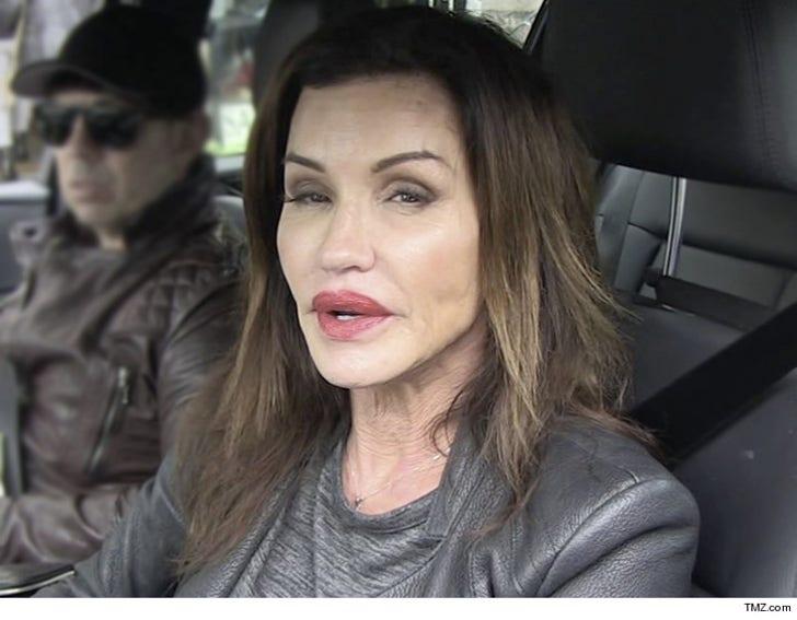 Janice Dickinson america's top model