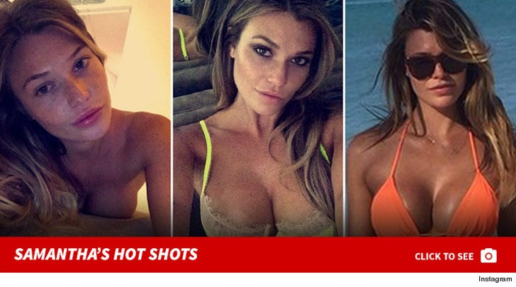Samantha Hoopes' Hot Shots