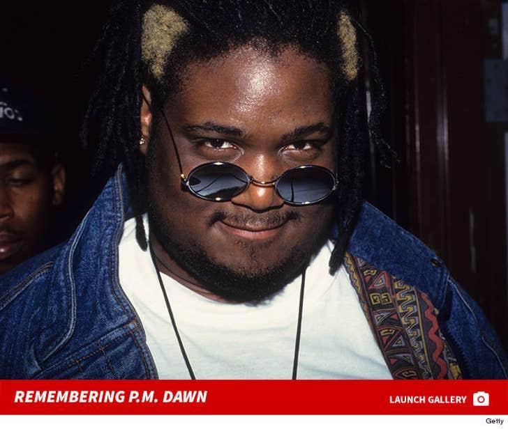 Remembering P.M. Dawn