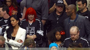 Kobe Bryant and Vanessa Divorce -- Reconciliation Effort Hits a Cold Patch