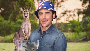 Zac Efron Wants to Move to Australia