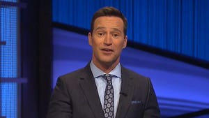'Jeopardy!' EP Mike Richards Kills It in Stand-In Hosting Role