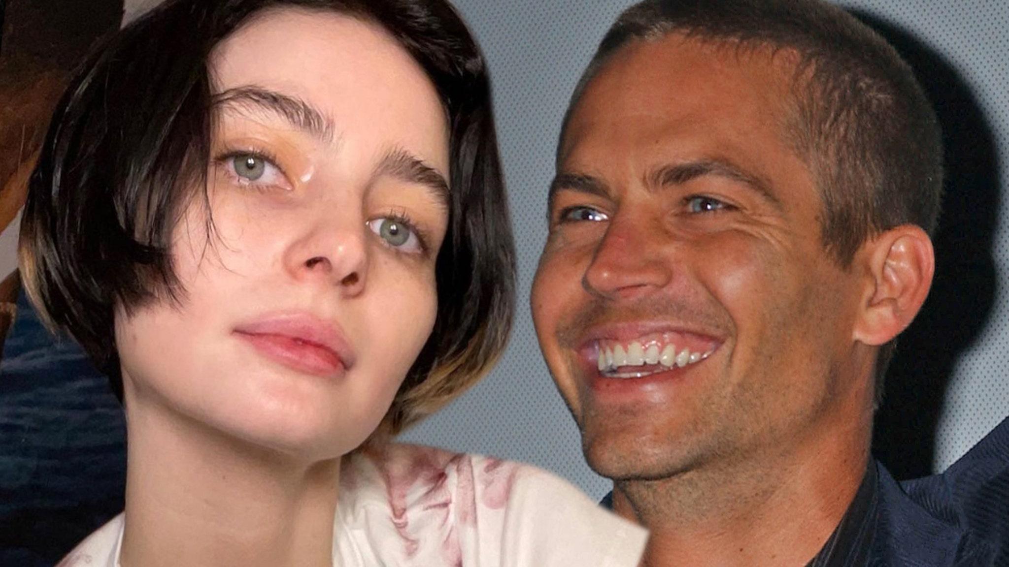 Paul Walker's Daughter Meadow Gets Married