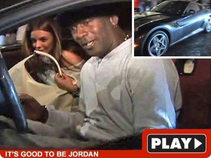 przyjazd najlepszy wybór nowa wysoka jakość Michael Jordan -- Ballin' After the Super Bowl