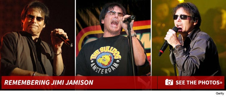 Remembering Jimi Jamison