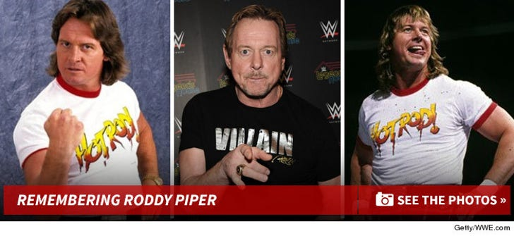 "Remembering ""Rowdy"" Roddy Piper"