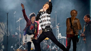 Mick Jagger Performs with Rolling Stones First Time Since Heart Surgery