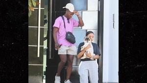 Daniel Sturridge Takes Dog to Lunch After Burglary, Alleged Hero Pissed