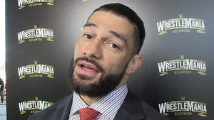 Roman Reigns Says He'd Whoop Jon Jones In The WWE Ring!!