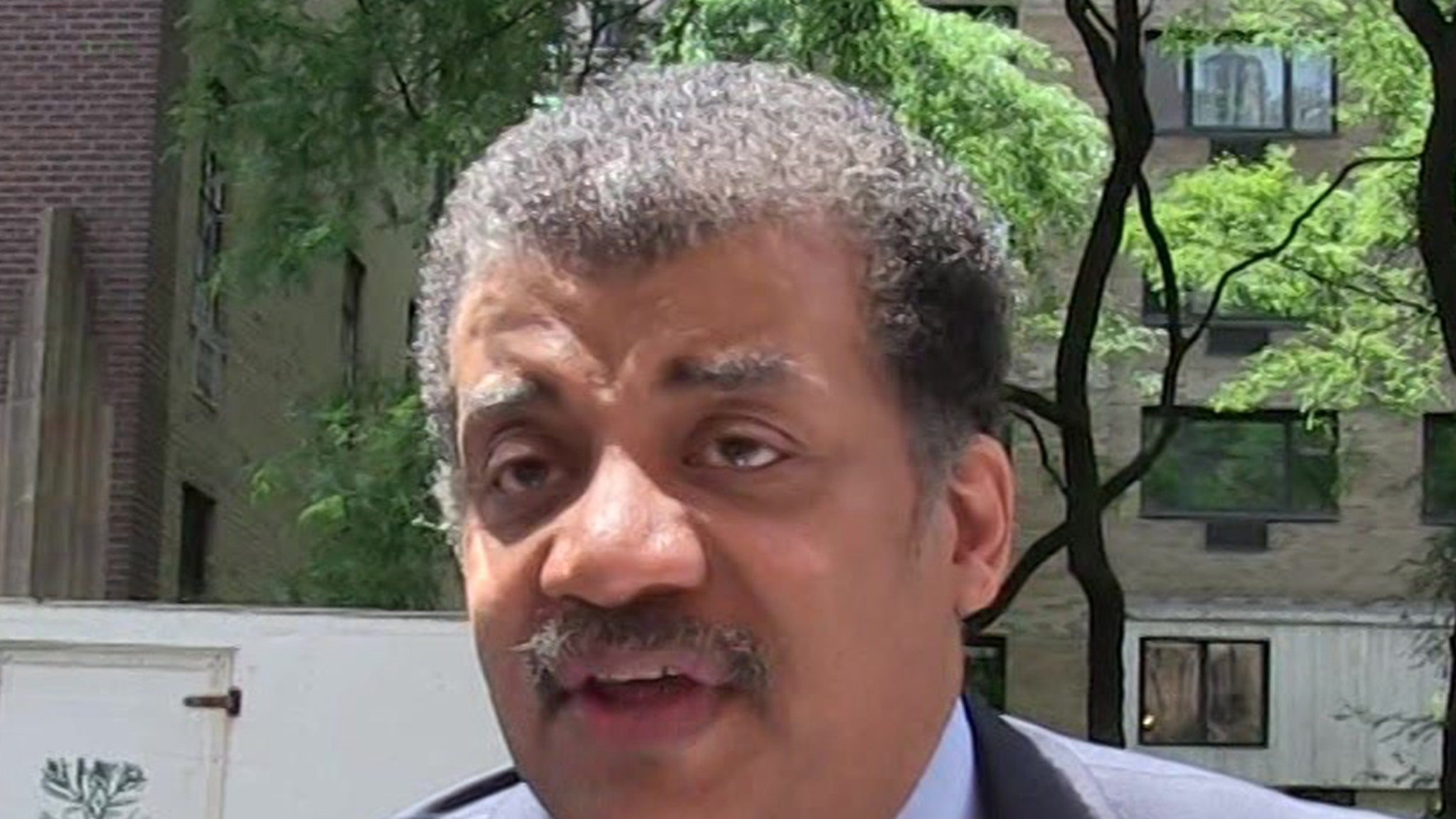 Neil deGrasse Tyson is waring earthlings, an asteroid may be heading for our planet before election day, but it's probably not going to kill us ... but maybe something else will.