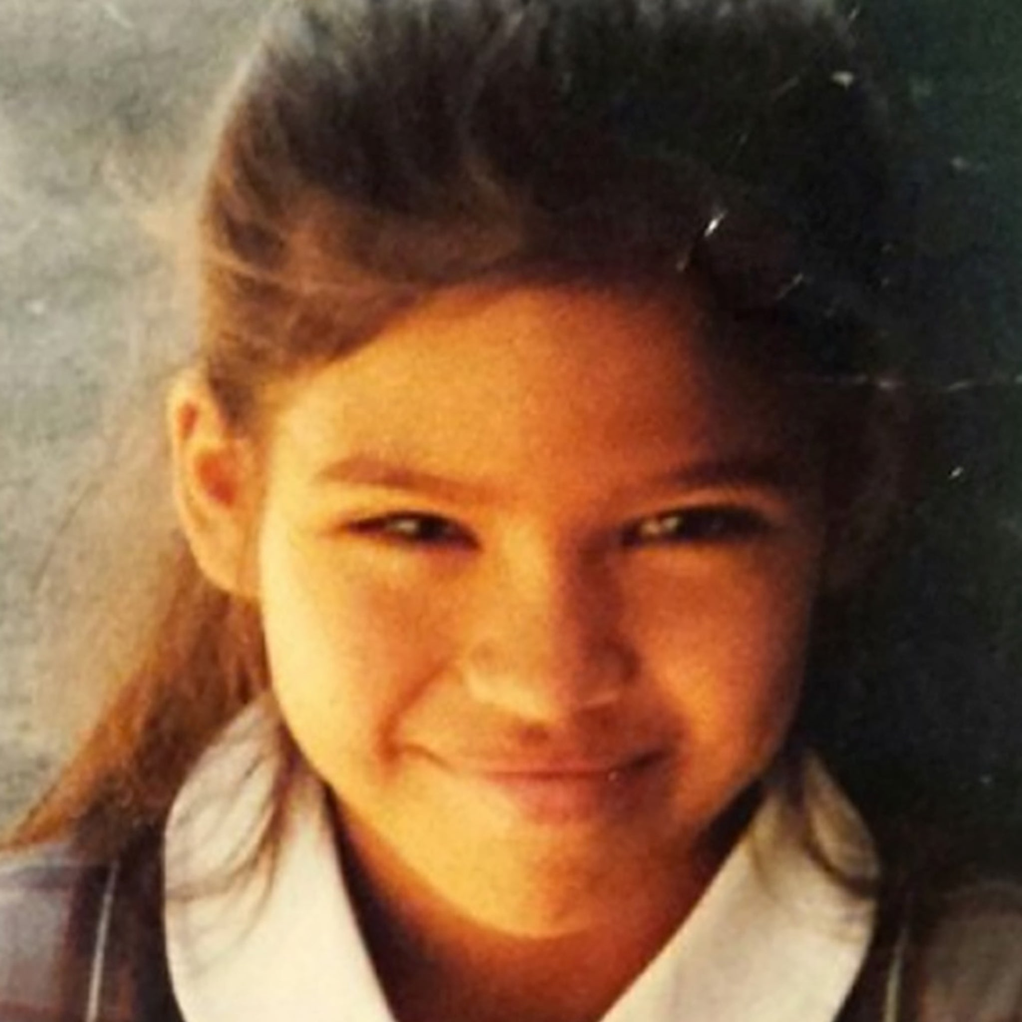 Guess Who This Sweet Schoolgirl Turned Into!
