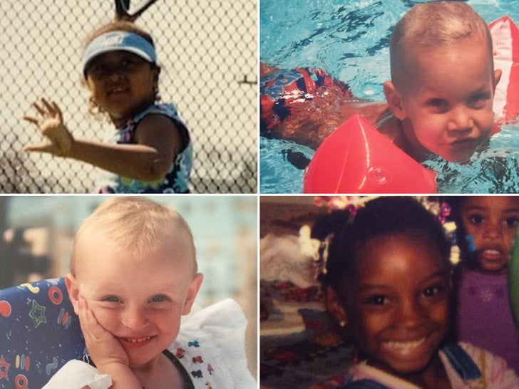 Guess Who These Olympic Kids Turned Into!