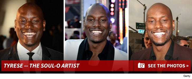 Tyrese -- Through the Years