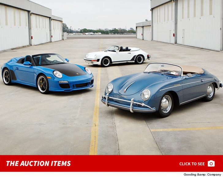 Jerry Seinfeld's Car Auction