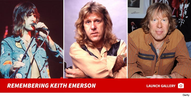 Remembering Keith Emerson