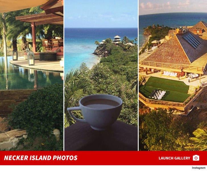 Necker Island Photos