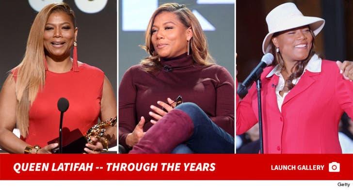 Queen Latifah -- Through the Years