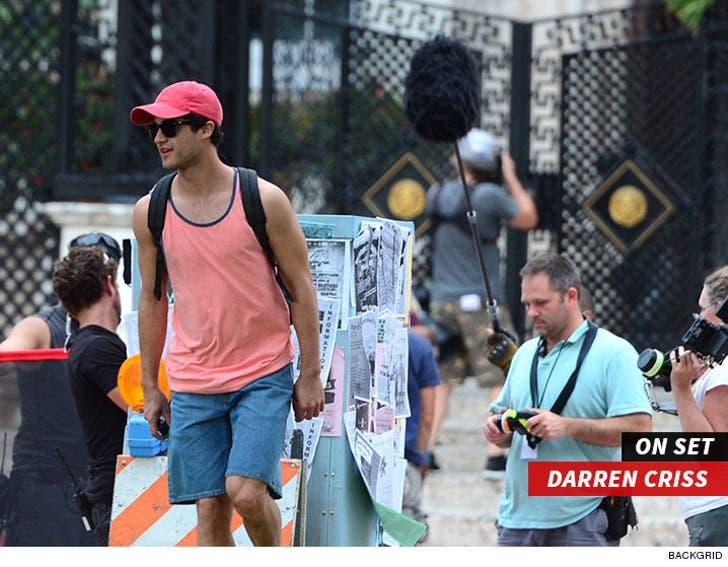 5b6c20d639 Edgar Ramirez as Gianni Versace in First Look of 'Versace: American ...