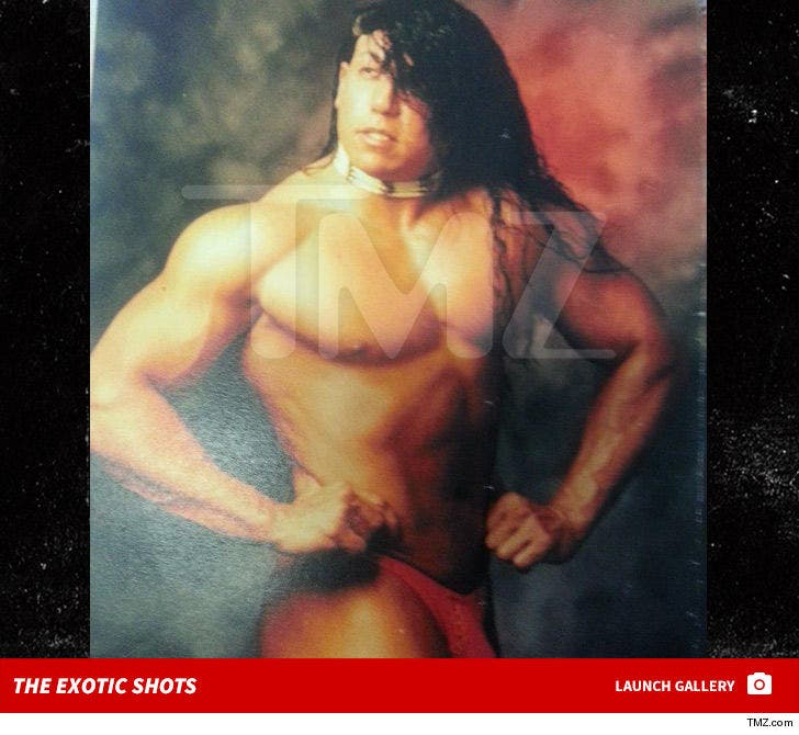 Cesar Sayoc's Exotic Dancer Photos