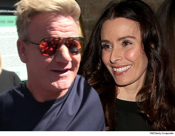 Gordon Ramsay Announces Wife is Pregnant