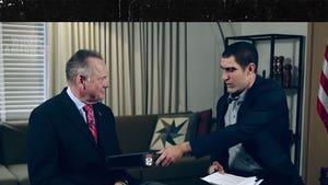 Sacha Baron Cohen Pulls Pedophile Prank, Roy Moore Threatens Lawsuit