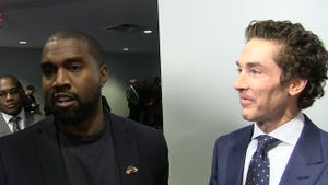 Kanye West Says Prison Reform Is His Next Focus at Osteen's Church