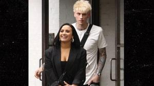 Demi Lovato and Machine Gun Kelly Are Not Dating, Despite Speculation