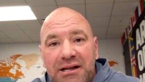 UFC's Dana White Reveals 1st Fight Island Card, Max Holloway vs. Volkanovski!